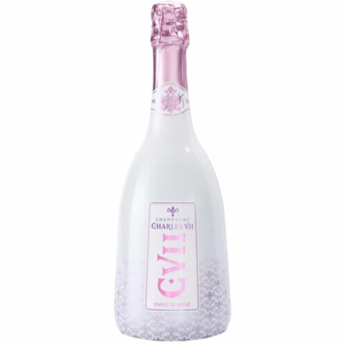 Image Champagne Canard-Duchene Cuvée Charles VII Smooth Rosé