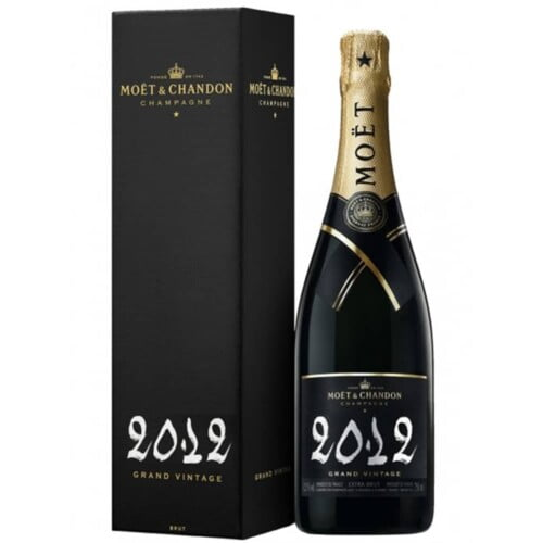Image Champagne Moet & Chandon Grand Vintage 2012