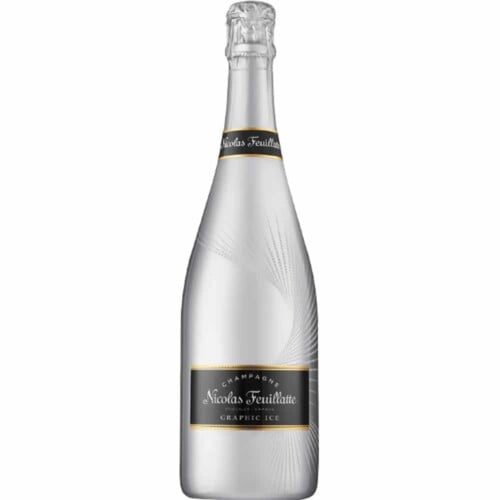 Image Champagne Nicolas Feuillatte Graphic Ice