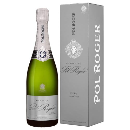 Image Champagne Pol Roger Pure Extra Brut
