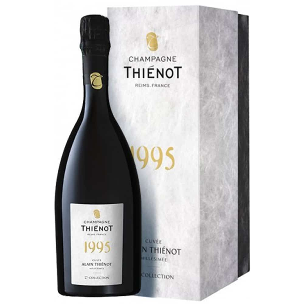 Image Champagne Thiénot Collection 1995