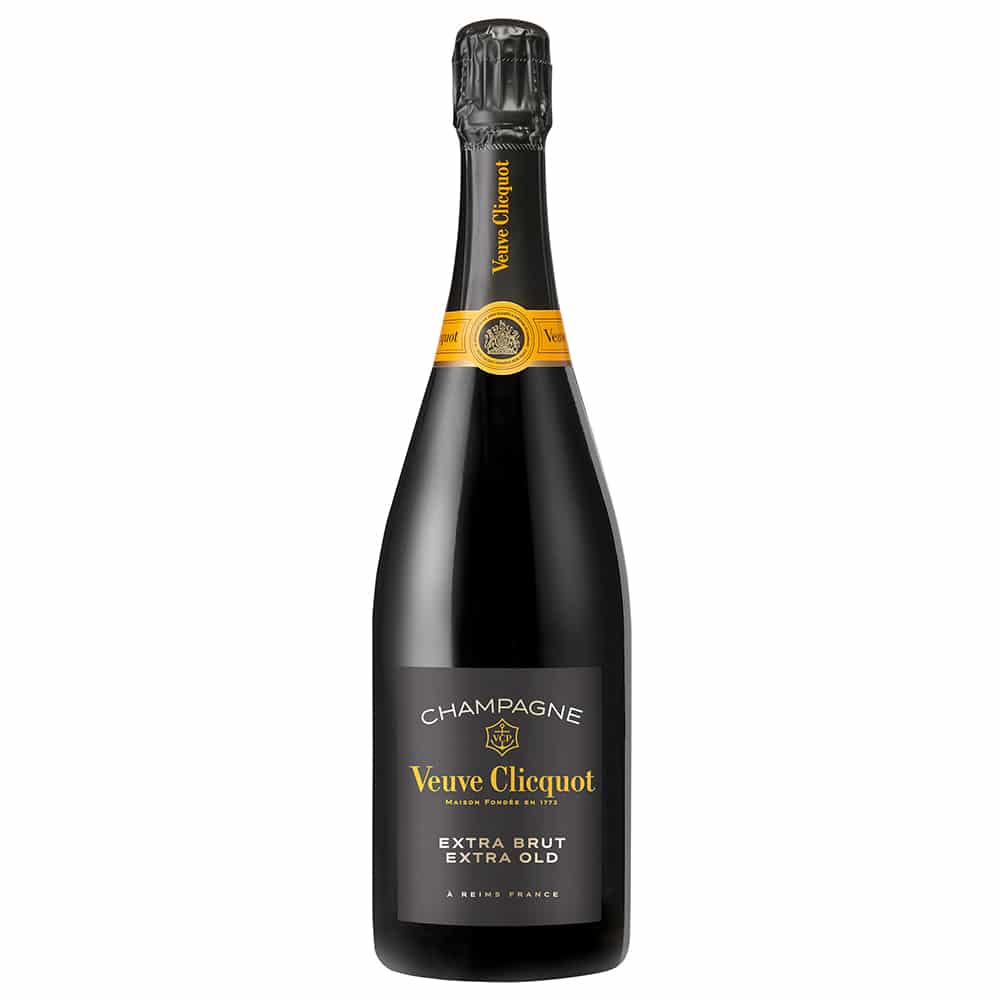 Image Champagne Veuve Clicquot Extra Brut Extra Old