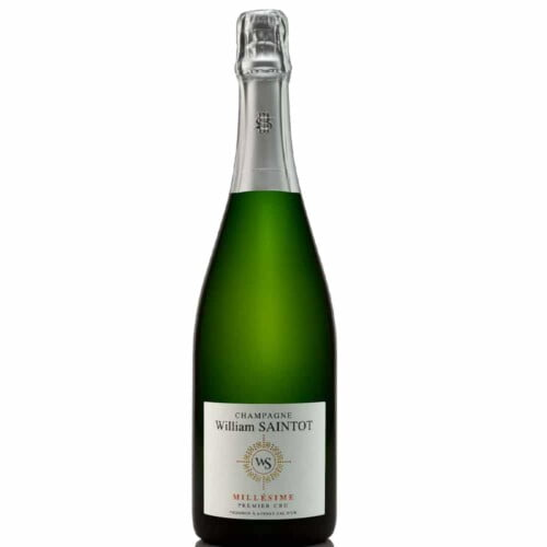 Image Champagne Willaim Saintot Millésime 2012